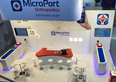 MICROPORT – Efort Congress 2019