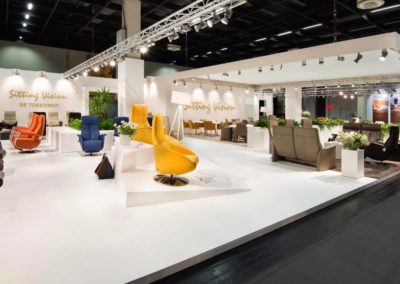 SITTING VISION – IMM 2015 Messe Köln