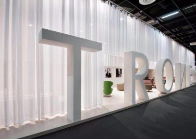 TRONES – IMM 2014 Messe Köln