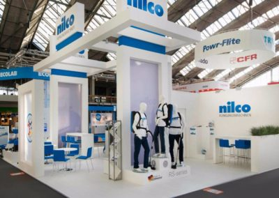 NILCO – ISSA Interclean 2016