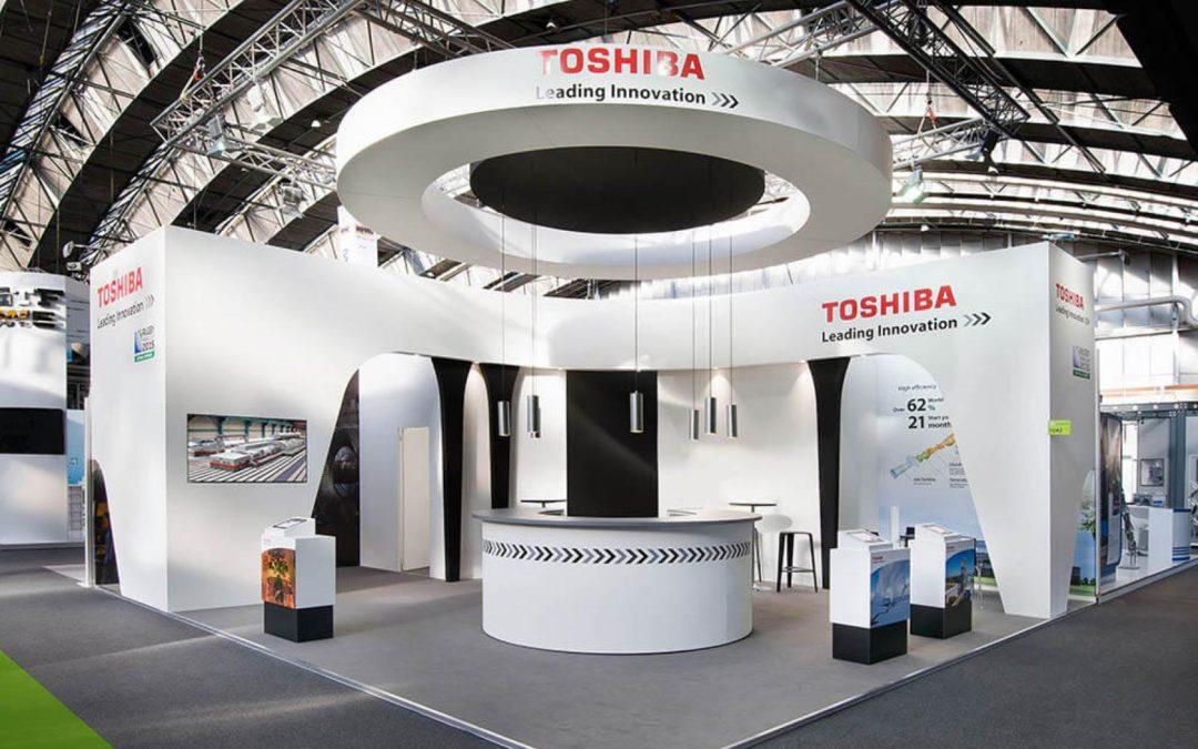 TOSHIBA – PowerGen 2015