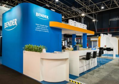 BENDER – TechniShow 2018