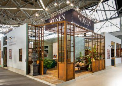 WONEN LANDELIJKE STIJL – VT Wonen & Design Beurs 2018